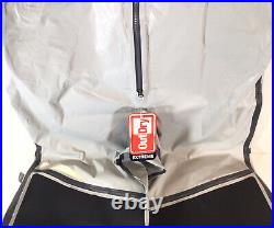Columbia PFG Force XII ODX Bib Foul Weather Out Dry Extreme Mens Size M New