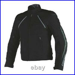 Dainese Hawker D-Dry Textile Motorcycle Jacket Size UK52 / EU62