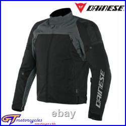 Dainese Speed Master D Dry Textile Motorcycle Jacket Mens Black 165462074C