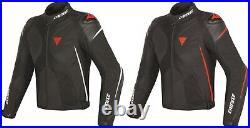 Dainese Super Rider D-Dry Waterproof Men's Motorcycle Textile Jacket Safety