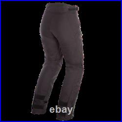 Dainese Tempest 2 D-Dry Pant Ladies Black Grey Pant Trousers New