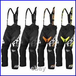 FXR RRX Pants Breathable Waterproof Quick Dry Fleece Lined Insulated Snowmobile