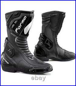 Forma Freccia Dry Waterproof Breathable Motorcycle Boots CE Approved Save £50