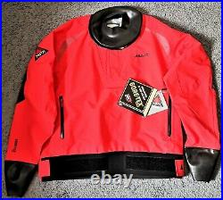 MUSTO Offshore MPX Gore-TEX Pro Race Dry Smock, Jacket, Red, L Sailing