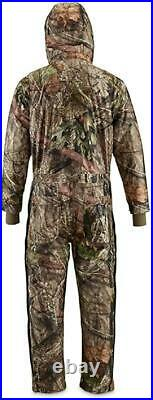 Mens Guide Dry Waterproof Insulated Hunting Coveralls Waterproof and Breathable