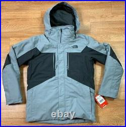 NWT'S The North Face Clement Triclimate Dry Vent Breathable Jacket Men's SZ M