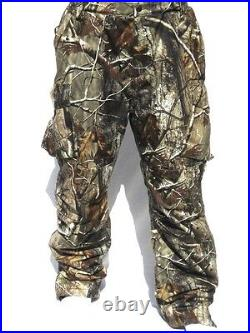 New Cabela's Dry-Plus Silent Suede Quiet Ultimate Breathable Deer Hunting Pants