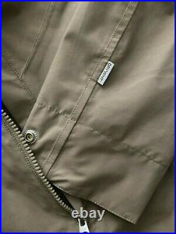 New Timberland Doubletop Mountain 3 in 1 Dry Vent Waterproof Trench Rain Coat XL