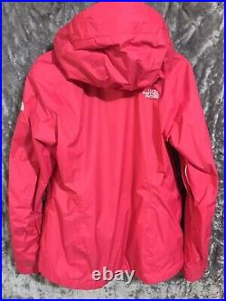 North Face Dry Vent Triclimate 3 in 1 Womens M Ski Snow Jacket Pink/ White New