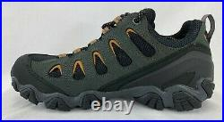 Oboz Men's Sawtooth II Low B-Dry Hiking Boots 23401 ShadowithBurlap Size 9.5