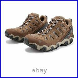 Oboz Womens Sawtooth Low B-DRY Walking Shoes Brown Sports Outdoors Waterproof