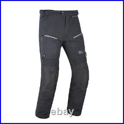 Oxford Mondial Advanced Waterproof CE Approved Warm Dry Trousers Tech Black