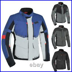 Oxford Mondial MS CE Armoured Motorcycle Jacket Waterproof Warm Dry Thermal
