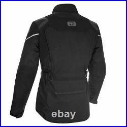 Oxford Montreal 4.0 Dry2Dry Motorcycle Motorbike Textile Jacket Stealth Black