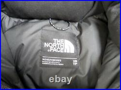 THE NORTH FACE McMURDO Dry Vent Down insulated fur MEN'S PARKA COAT S/P Pit 22