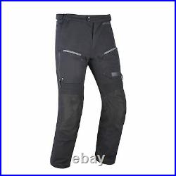 Waterproof Motorcycle Trousers Oxford Mondial Advanced CE Dry2Dry Black